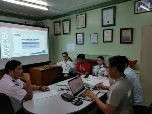 CCEF partners with the University of the Visayas -Maritime Education for Project SMILE