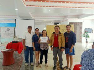 CCEF Elected as CSO secretary in Mandaue City