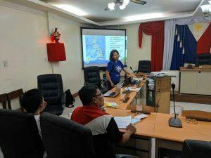 Reorganization of MPA management body in Boljoon