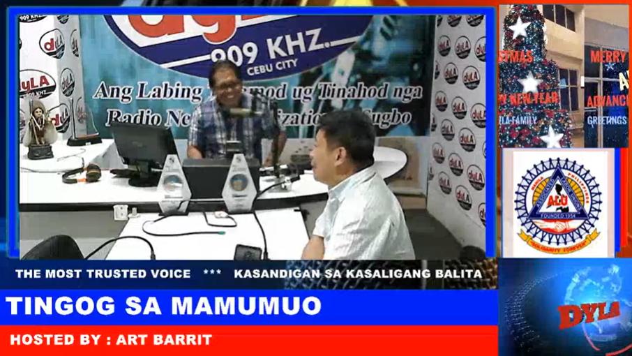 CCEF Now on DYLA Cebu Newsbreak (909 khz) for Regular Radio Broadcasting