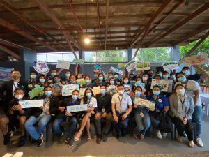 SEAklab Coastal Camp 2020: Igniting the Spirit of Coastal Stewardship